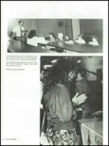1990 Perry Meridian High School Yearbook Page 28 & 29