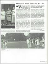 1990 Perry Meridian High School Yearbook Page 46 & 47