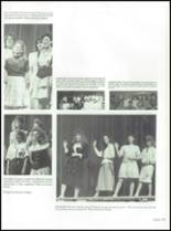 1990 Perry Meridian High School Yearbook Page 104 & 105