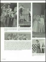 1990 Perry Meridian High School Yearbook Page 114 & 115
