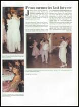 1990 Perry Meridian High School Yearbook Page 126 & 127