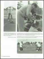 1990 Perry Meridian High School Yearbook Page 136 & 137