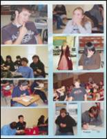 2009 Naylor High School Yearbook Page 76 & 77
