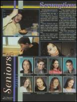 2001 Thurston High School Yearbook Page 110 & 111