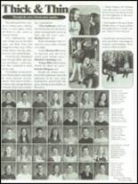 2001 Thurston High School Yearbook Page 134 & 135