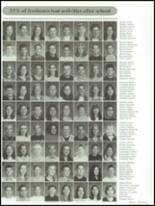 2001 Thurston High School Yearbook Page 142 & 143