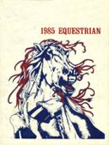 1985 Yearbook Tulare Western High School