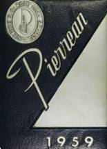 1959 Yearbook P.S. DuPont High School