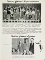 1959 P.S. DuPont High School Yearbook Page 22 & 23