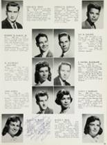1959 P.S. DuPont High School Yearbook Page 24 & 25