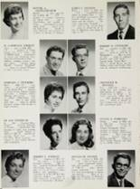 1959 P.S. DuPont High School Yearbook Page 32 & 33