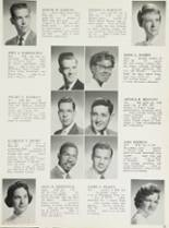 1959 P.S. DuPont High School Yearbook Page 34 & 35