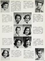 1959 P.S. DuPont High School Yearbook Page 36 & 37