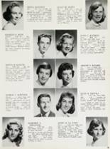 1959 P.S. DuPont High School Yearbook Page 38 & 39
