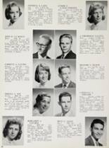 1959 P.S. DuPont High School Yearbook Page 40 & 41