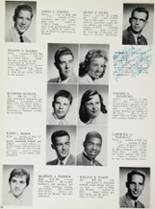 1959 P.S. DuPont High School Yearbook Page 42 & 43