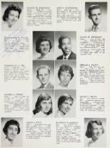 1959 P.S. DuPont High School Yearbook Page 44 & 45