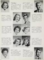 1959 P.S. DuPont High School Yearbook Page 48 & 49