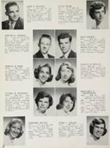 1959 P.S. DuPont High School Yearbook Page 54 & 55