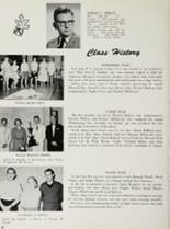 1959 P.S. DuPont High School Yearbook Page 56 & 57