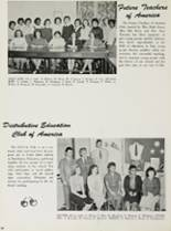 1959 P.S. DuPont High School Yearbook Page 64 & 65