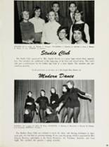1959 P.S. DuPont High School Yearbook Page 68 & 69