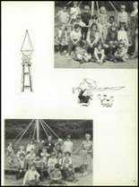 1975 West Valley High School Yearbook Page 34 & 35