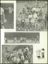 1975 West Valley High School Yearbook Page 40 & 41