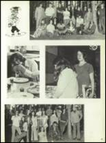 1975 West Valley High School Yearbook Page 52 & 53