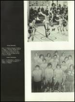 1975 West Valley High School Yearbook Page 70 & 71