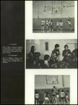 1975 West Valley High School Yearbook Page 72 & 73