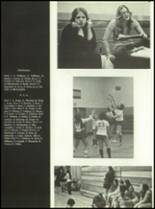 1975 West Valley High School Yearbook Page 74 & 75
