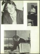 1975 West Valley High School Yearbook Page 84 & 85
