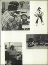 1975 West Valley High School Yearbook Page 110 & 111