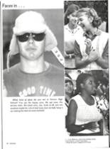 1986 Vernon High School Yearbook Page 14 & 15
