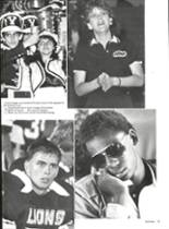 1986 Vernon High School Yearbook Page 16 & 17