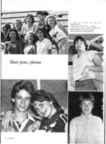 1986 Vernon High School Yearbook Page 20 & 21