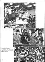 1986 Vernon High School Yearbook Page 32 & 33
