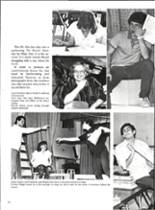 1986 Vernon High School Yearbook Page 34 & 35