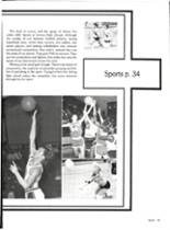 1986 Vernon High School Yearbook Page 42 & 43
