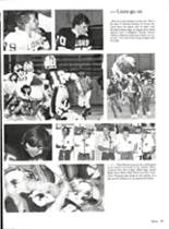 1986 Vernon High School Yearbook Page 46 & 47