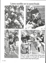1986 Vernon High School Yearbook Page 50 & 51
