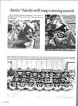 1986 Vernon High School Yearbook Page 52 & 53