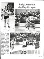 1986 Vernon High School Yearbook Page 60 & 61