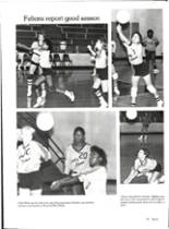 1986 Vernon High School Yearbook Page 64 & 65