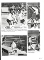 1986 Vernon High School Yearbook Page 66 & 67