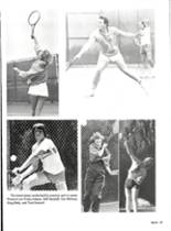 1986 Vernon High School Yearbook Page 74 & 75