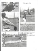 1986 Vernon High School Yearbook Page 76 & 77