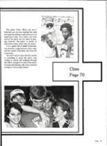 1986 Vernon High School Yearbook Page 78 & 79