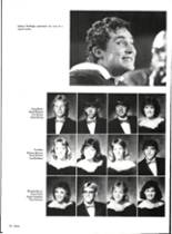 1986 Vernon High School Yearbook Page 82 & 83